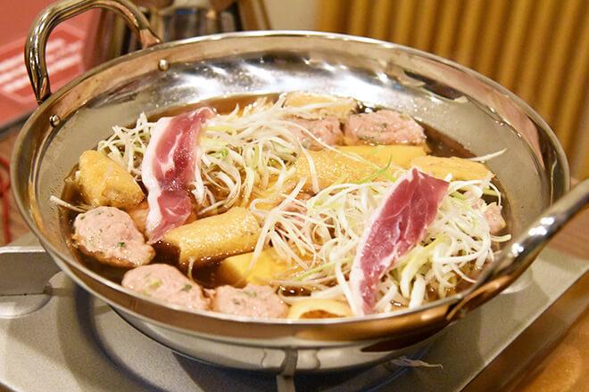 京・鴨料理はじめ 鴨鍋