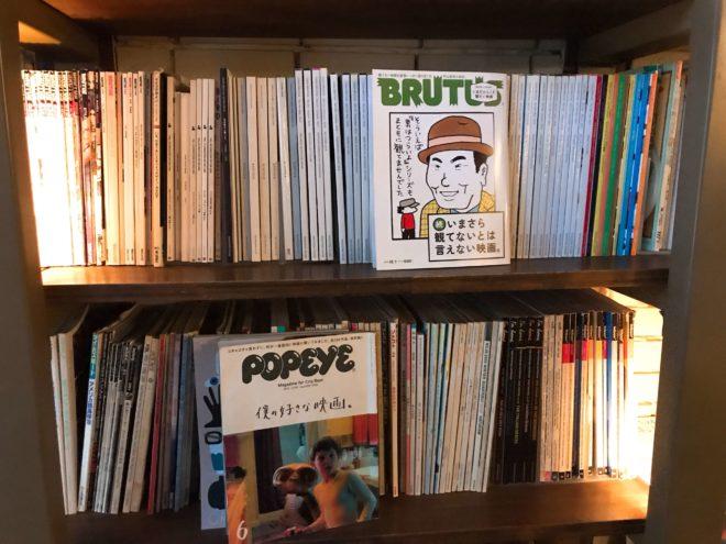 Café Bibliotic Hello!(カフェ ビブリオティック ハロー) 本棚
