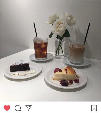 コンテンポラリーフィックス ケーキ
