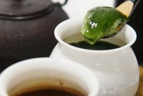 茶壷プリン